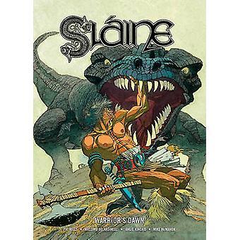 Slaine - Warrior's Dawn by Pat Mills - Mike McMahon - Massimo Belardin