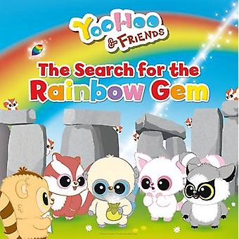The Search for the Rainbow Gem - 9781782700517 Book