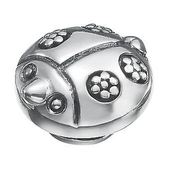KAMELEON L'il Ladybug Sterling Silver JewelPop KJP128