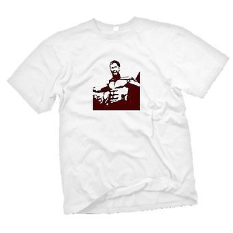 男装 t 恤-0 斯巴达