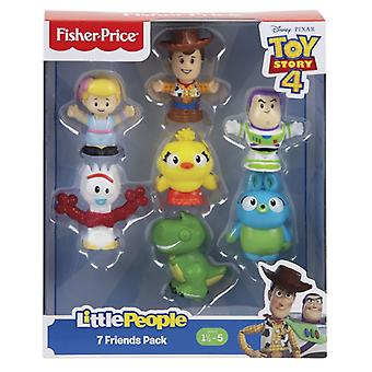 Fisher-price Little People Toy Story 4 Figure 7pk