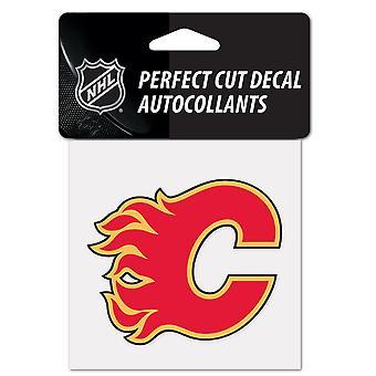 Wincraft sticker 10x10cm-NHL Calgary Flames