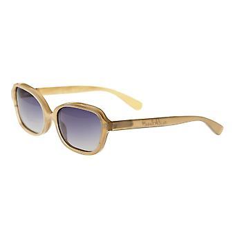 بيرثا هارلي بافالو القرن الاستقطاب النظارات الشمسية-الفانيليا/أسود