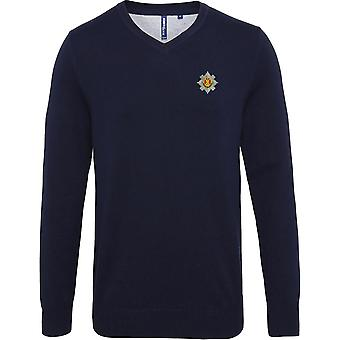 Royal Scots - Licensed British Army Embroidered Jumper