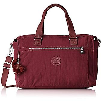 Kipling PAULINE Tote de Travel Red Woman (Crimson Red) 20 liters Single Size (40 centimeters)