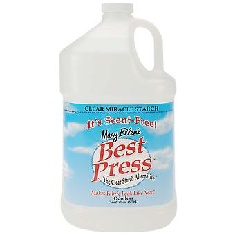 Mary Ellen's Best Press Refills 1 Gallon Scent Free 600G 41
