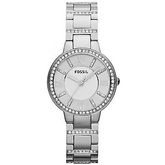 Fossil ES3282 watch - steel Silver woman