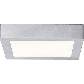 LED panel 15.4 W Warm white Paulmann Lunar 706.49 Chrome (matt)