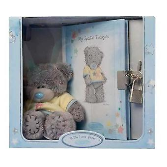 Me to You Bear & Lockable Journal Gift Set