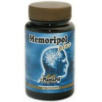 PlantaPol Plus Memoripol 30cap. (Vitamins & supplements , Special supplements)