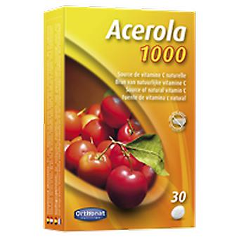 Ortho-nat Acerola 1000Mg.30Comp.