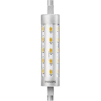 LED R7s Tubular 6.5 W = 60 W Warm white (Ø x L) 23 mm x 118 mm EEC: A++ Philips Lighting 1 pc(s)