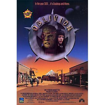 Постер фильма Oblivion (11 x 17)
