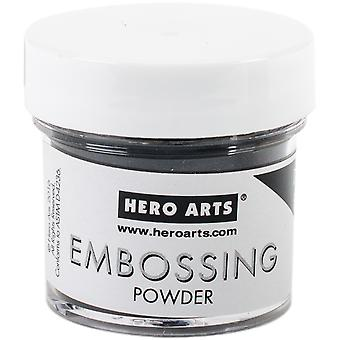 Hero Arts Embossing Poeder-Detail zwart HA-PW119
