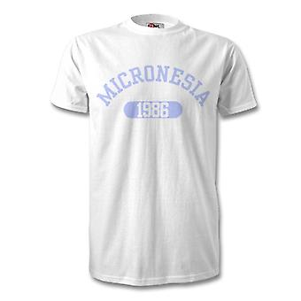 Micronesia Independence 1986 Kids T-Shirt