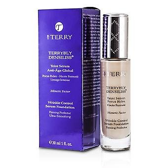By Terry Terrybly Densiliss Wrinkle Control Serum Foundation - # 2 Cream Ivory 30ml/1oz