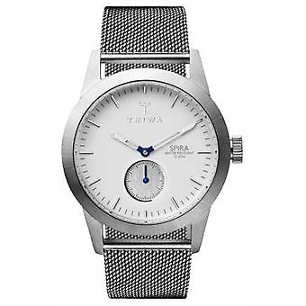 Triwa Mens Ivory Spira Steel Mesh SPST102-ME021212 Watch