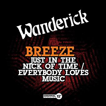 Breeze - Just in Nick of Time / Everybody Loves Music USA import