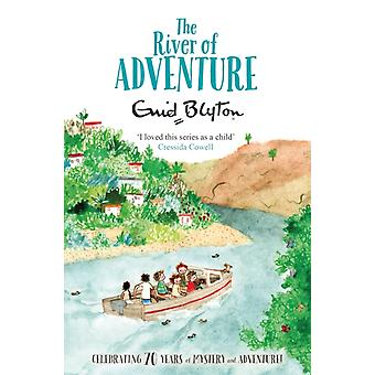 The River of Adventure (The Adventure Series) (Paperback) by Blyton Enid