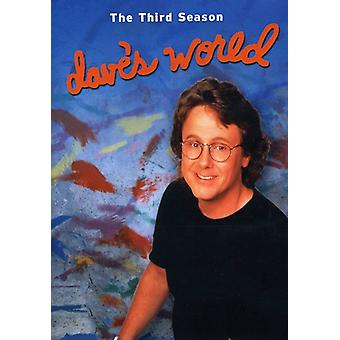 Daves verden: sæson 3 [DVD] USA import