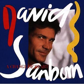 David Sanborn - Change of Heart [CD] USA import