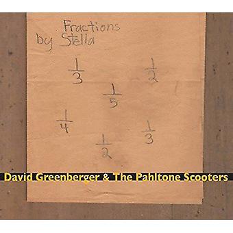 David Greenberger & Pahltone Scooters - fraktioner af Stella [CD] USA import
