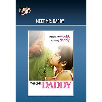 Meet Mr Daddy [DVD] USA import