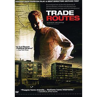 Handelsruter [DVD] USA importerer