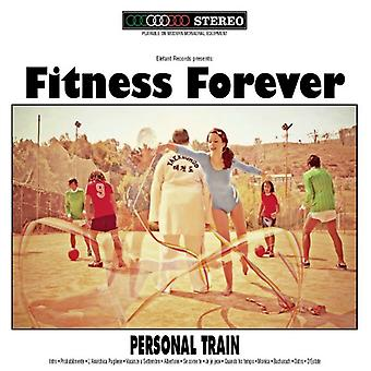 Fitness for evigt - personlige tog [CD] USA importerer