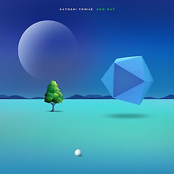 Satoshi Tomiie - New Day [CD] USA import