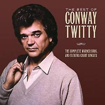 Conway Twitty - Best of [CD] USA import