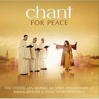 Cistercian Monks of Stift Heiligenkreuz - Chant for Peace [CD] USA import