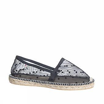 Espadrilles Bonbon Bonbon Negro701 Damen Moda Schuhe