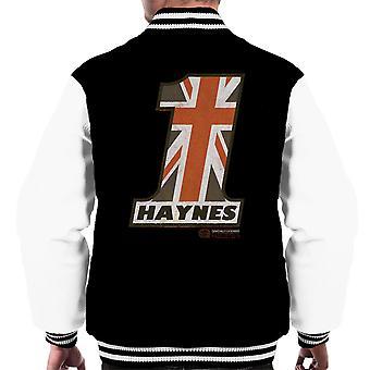 Haynes Union Jack No 1 Men's Varsity Jacket