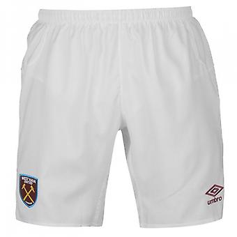 Shorts de Football à domicile 2017-2018 West Ham (enfant)