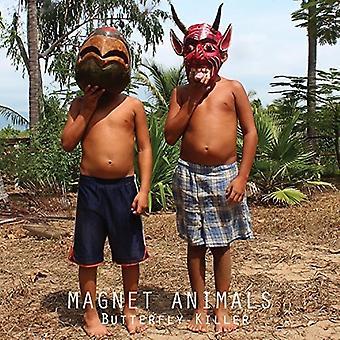 Magnet dyr - sommerfugl Killer [CD] USA importerer