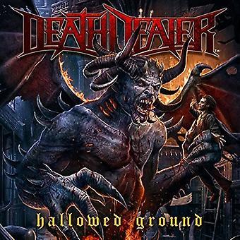 Deathdealer - Hallowed Ground [CD] USA importerer