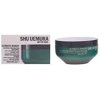 Shu Uemura Ultimate Remedy Masque 200 Ml (Woman , Hair Care , Conditioners and masks)