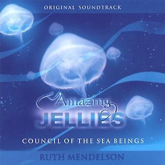 Ruth Mendelson - fantastisk gelé (Council av havet vesener) [DVD] USA import
