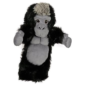 The Puppet Company Hand Puppets Silver Back Gorilla