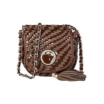 Cavalli Crossbody Bags Women Brown
