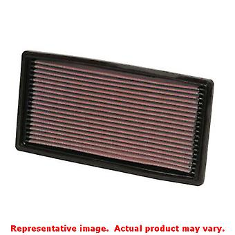 K & N Drop-in-High-Flow Luftfilter 33-2042 passt: CHEVROLET 1992-1994 ASTRO V6 4.