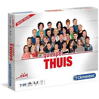 Quizspel Thuis TV Clementoni