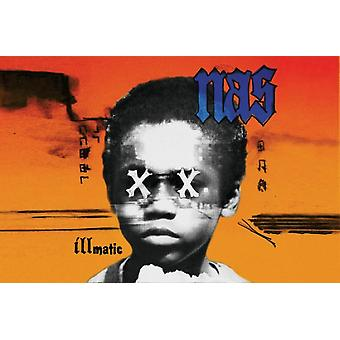 NAS Illmatic Poster Poster Print