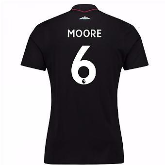 2017-18 West Ham camiseta (Moore 6)