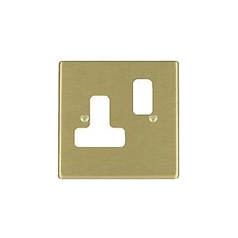 Hamilton Litestat Hartland Satin 1g SS1 Blende Gridfix Messingplatte