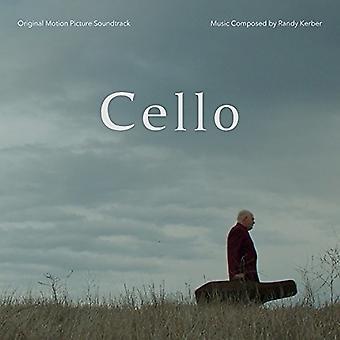 Randy Kerber - Cello [CD] USA import