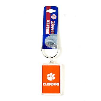 Clemson Tigers NCAA Acrylic Key Chain