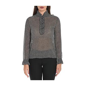 Botondi ladies W1525B41 Black wool top