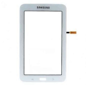 Touch screen for Samsung Galaxy Tab 3 g 3 Lite 7.0 T111-White
